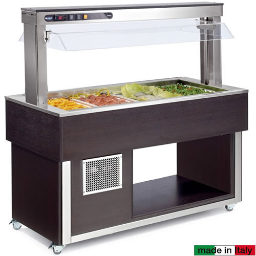 Isola buffet fredda IBR4TOP