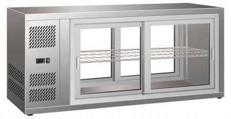 Vetrinetta refrigerata ventilata HAV111