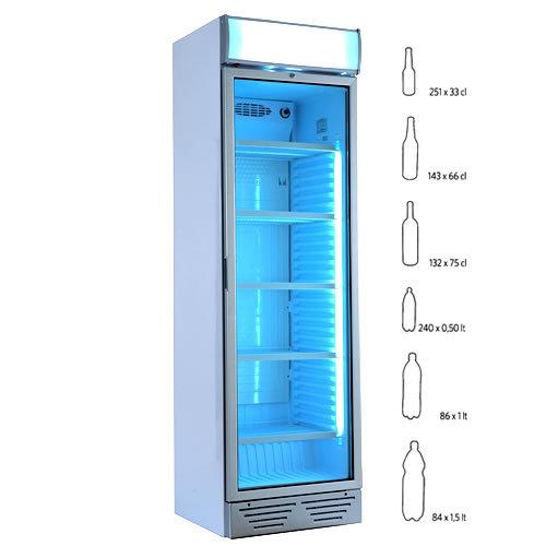 vetrina frigo bibite fresh 300b