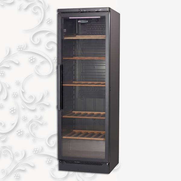 Vetrina vino VKG 581 BLACK