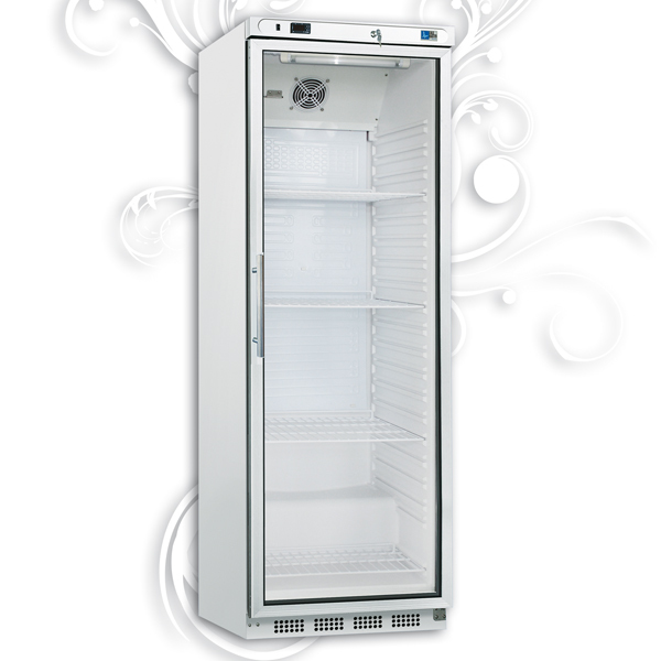 Armadio frigo PL 401 PT GLASS