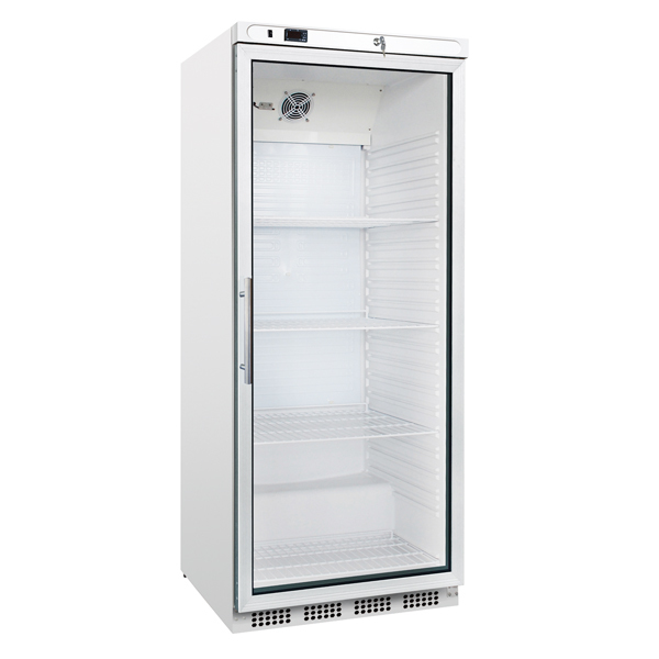 Armadio frigo PL 501 PT GLASS