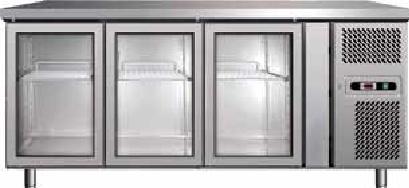 Tavolo refrigerato GN 3100 TNG