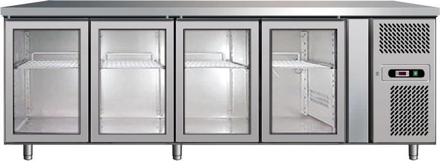 Tavolo refrigerato GN 4100 TNG