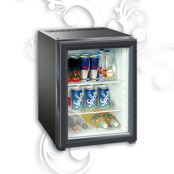 Frigo MINI albergo 45 AE GLASS