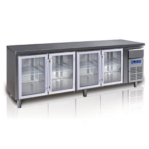 Tavolo refrigerato GN 4100 TN