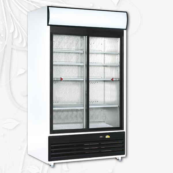 Vetrina frigo TFGC 1000