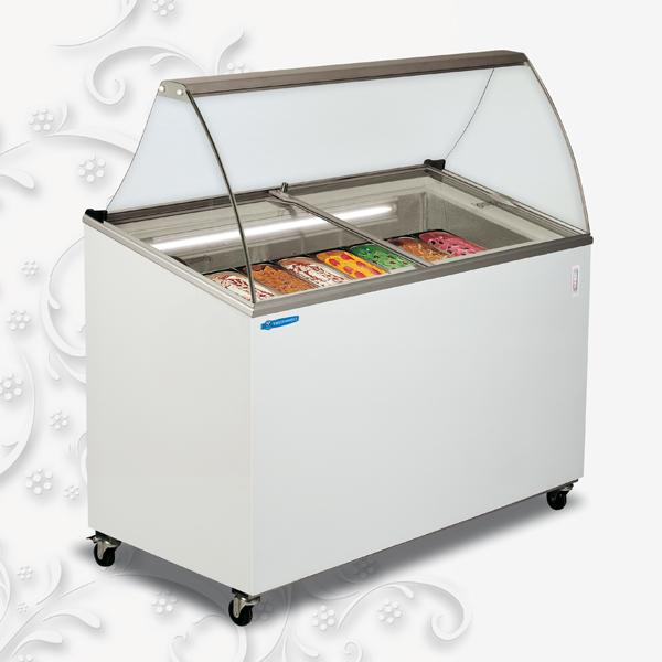 Vetrina gelato Primera 5