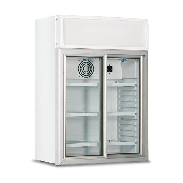 Vetrina frigo da appoggio C 60 GC SS