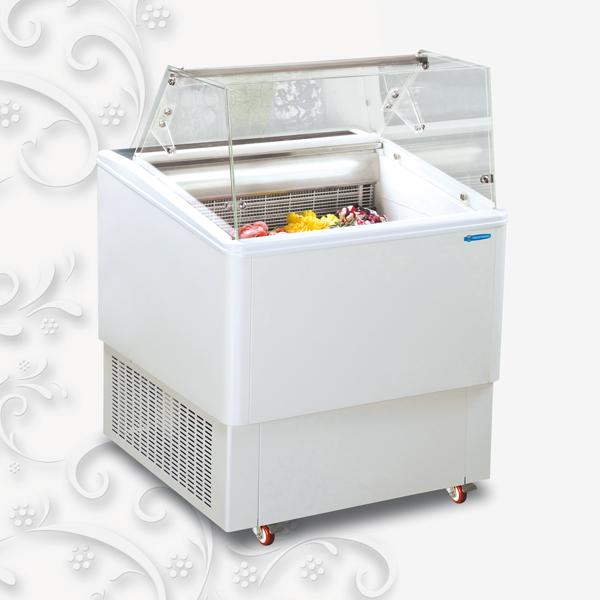 Vetrina gelato basik 6D