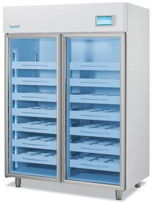 Vetrina frigo MEDIKA 1500 LUX ECT-F TOUCH