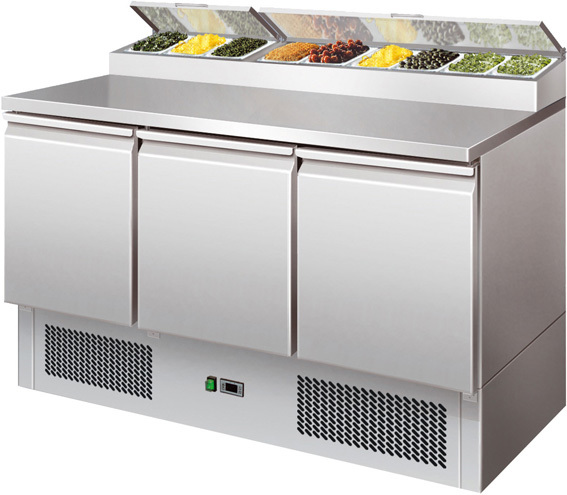 Saladette refrigerata ps300