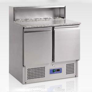 Tavolo pizzeria refrigerato PS 900