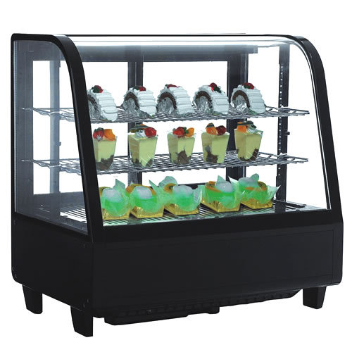 espositore refrigerato black 100