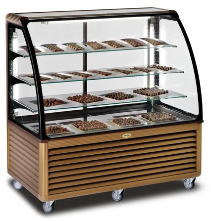 Vetrina cioccolato CC 1400