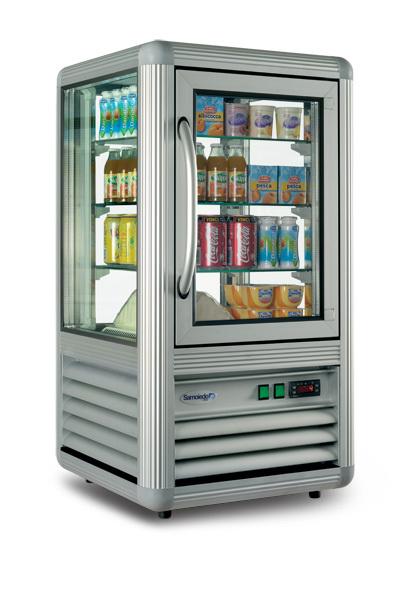 Vetrina congelatore 100 s
