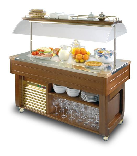 Buffet SPAZIO 4 PR