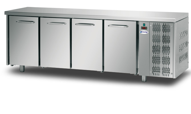 Tavolo refrigerato 4 SP