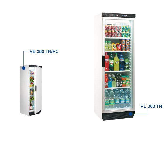 Vetrina VE 380 TN