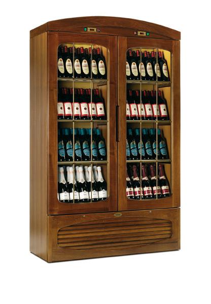 Vetrina vino 1100 w