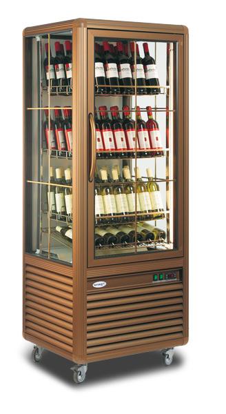 Vetrina vino VN 350