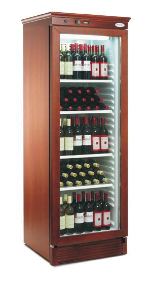 Vetrina vino 380 W